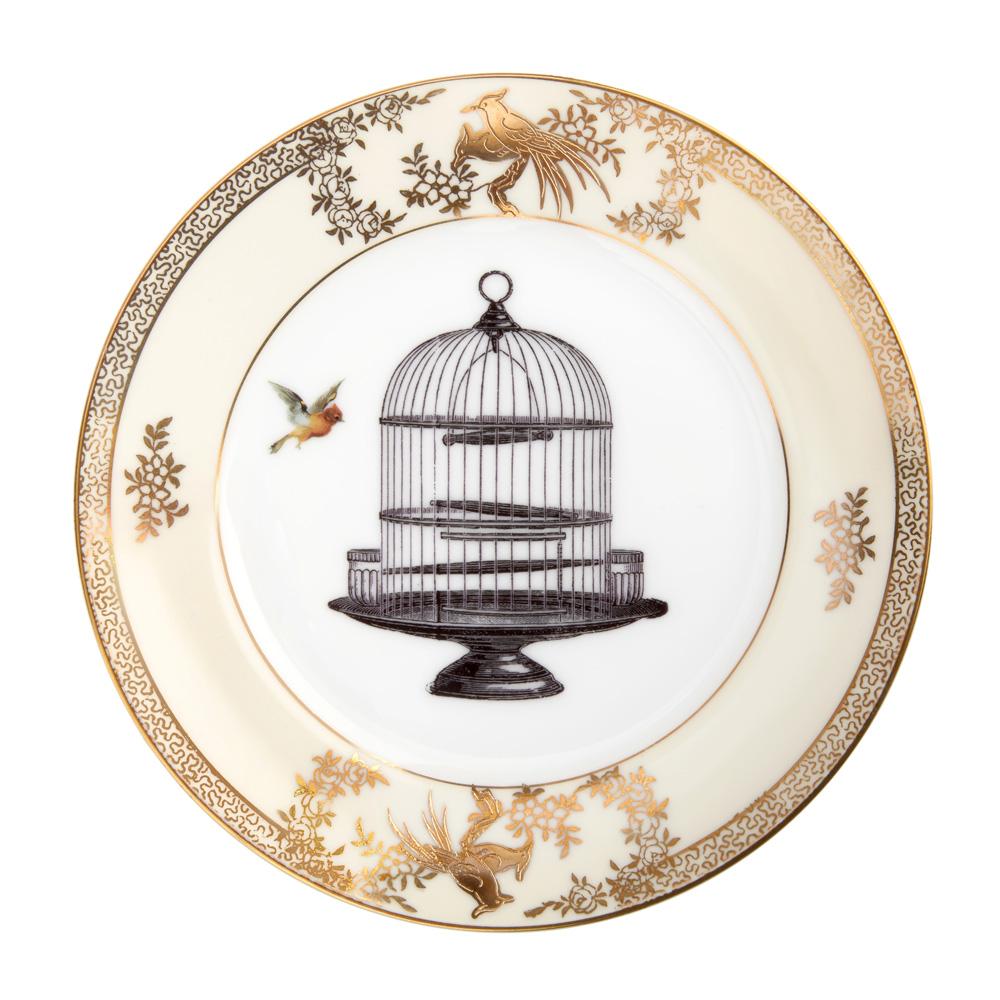Vintage Bird Plates 62