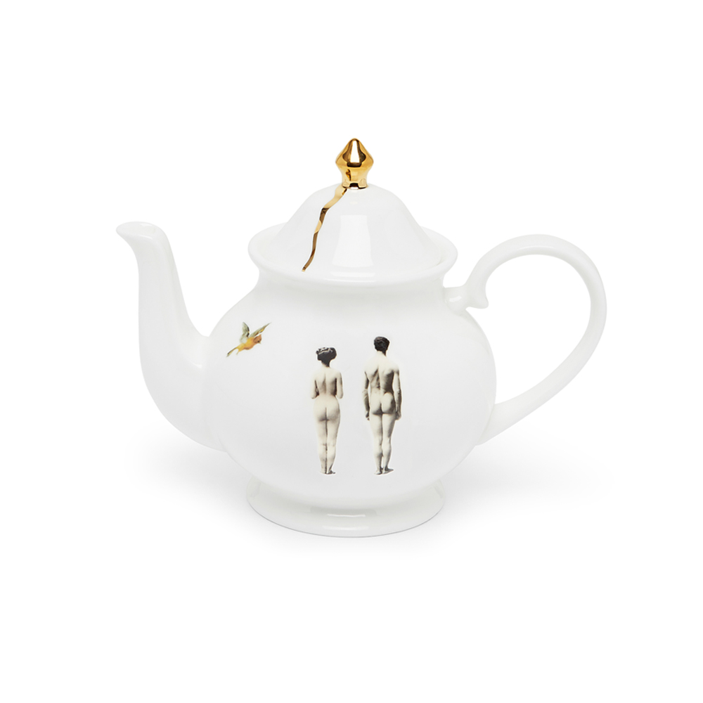 Melody Rose Models Teapot 2 Cup